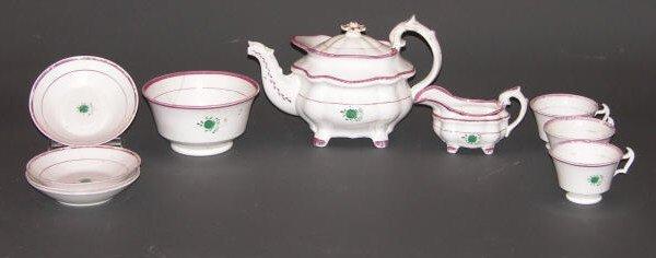 4002: China Tea Set