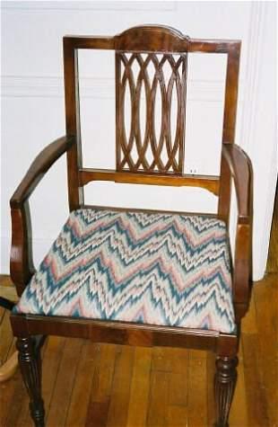 Duncan Fife Mahogany Dining Room Chairs