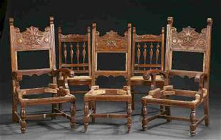 Fourteen Aesthetic Movement Chairs
