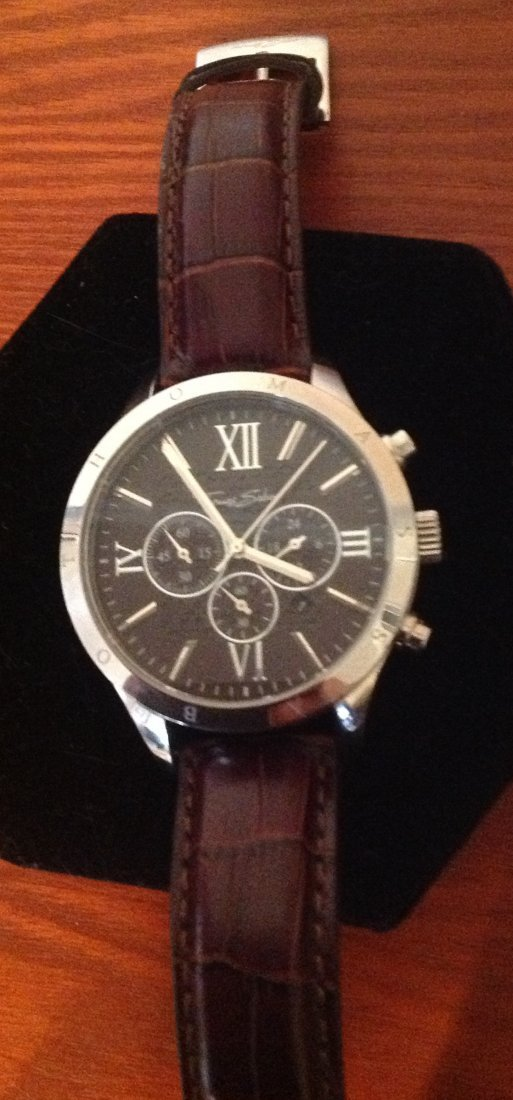 Thomas Sabo Watch in Brown