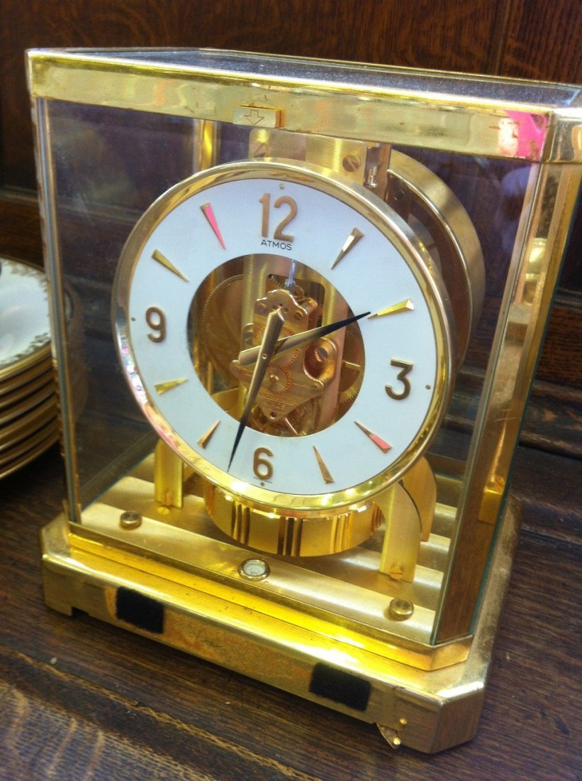 Atmos Clock by Le Coultre & Cie