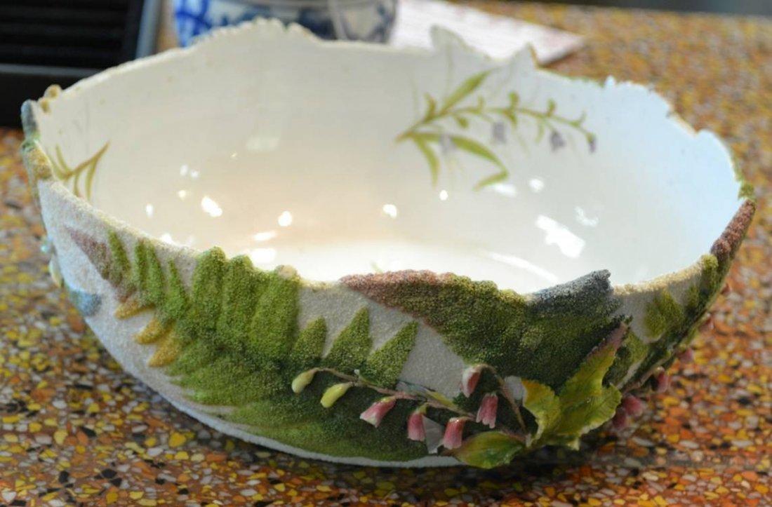 Floral Painted Porcelain Bowl