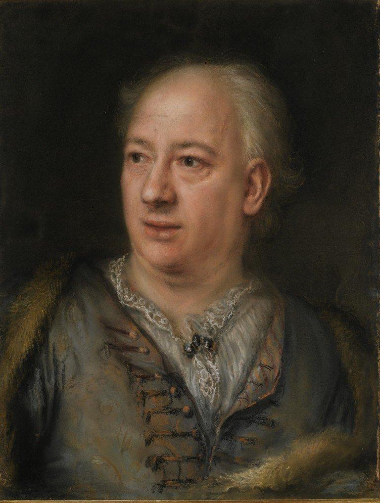 **1DOMENICO TEMPESTI, FLORENCE CIRCA 1655-1737 PORTRAIT