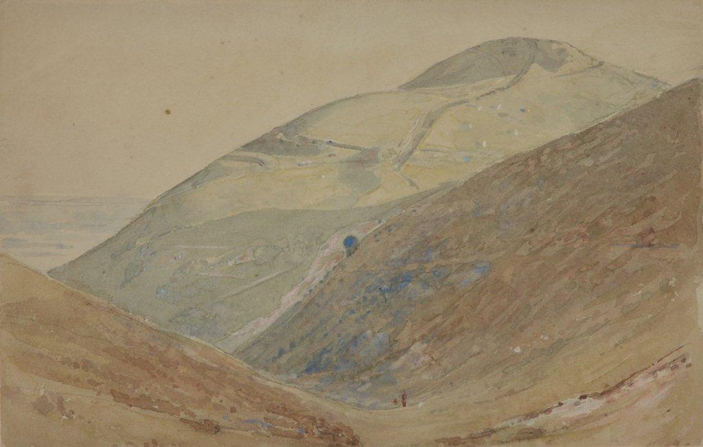 15: WILLAM JOHN CHAMBERLAYNE 1821-1890 'W. MALERN' wate