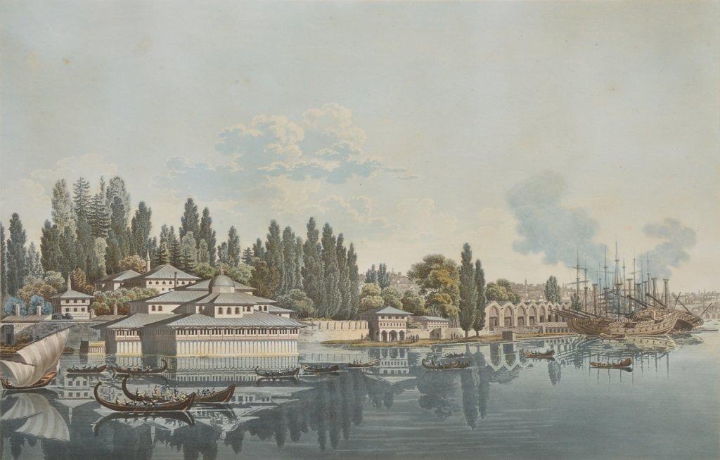 23: AFTER JULES ACHILLES NOÉL 1815-1881 VUE DE CONSTANT
