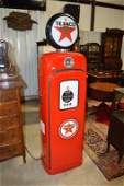 153: TEXACO GAS PUMP TOTALLY RESTORED, LIGHTS,  1950 WA