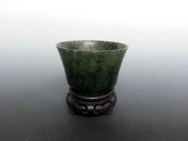 AN HETIAN JADEI SMALL CUP
