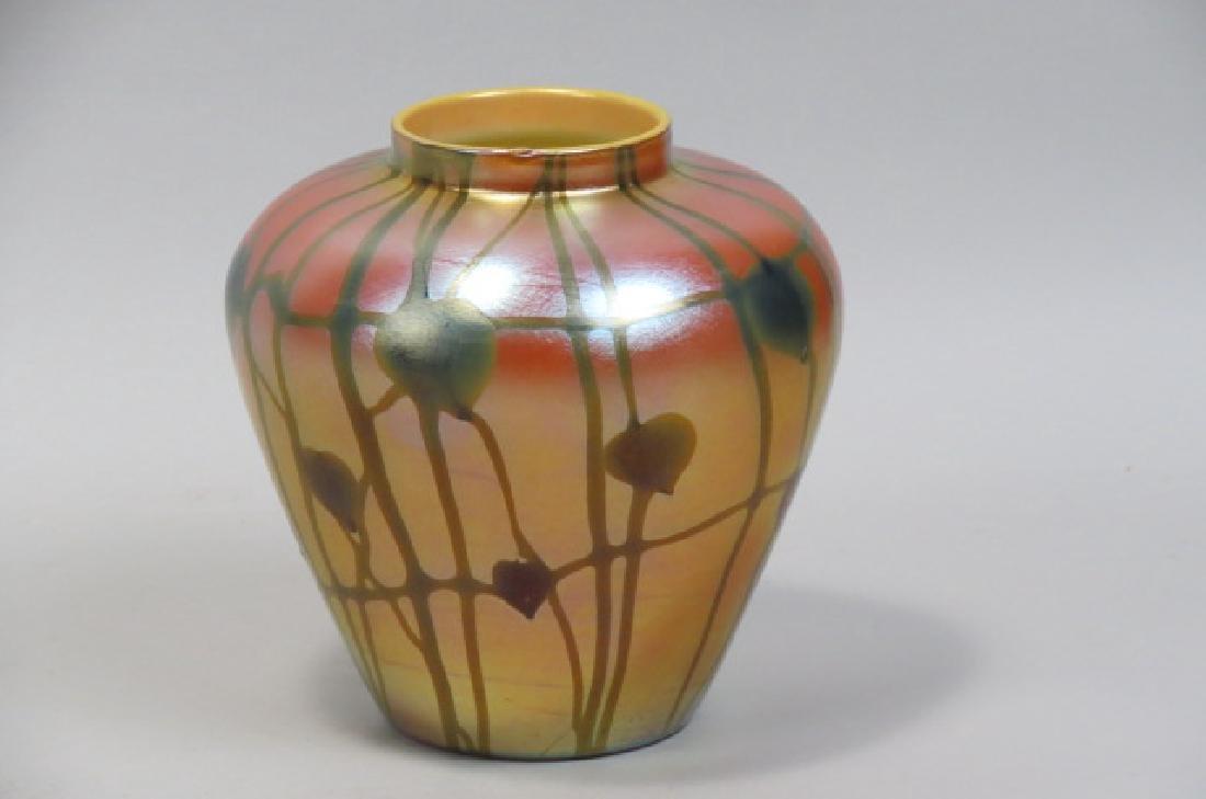Durand Art Glass Vase,