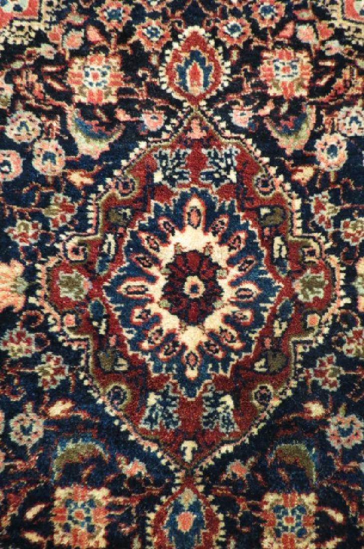 Ferrahan Sarouk Persian Handmade Mat, antique, - 4