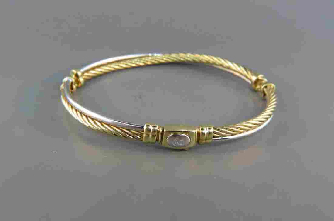 18k Gold David Yurman Bracelet,