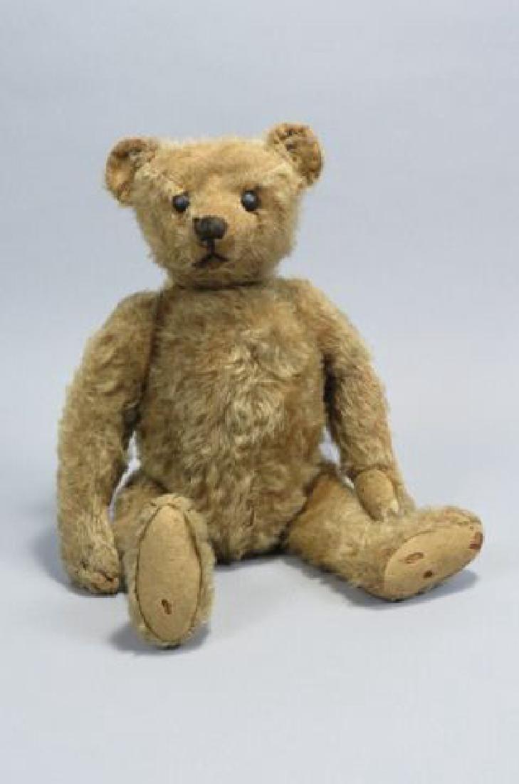 Early Steiff Teddy Bear,