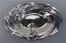 Mauser Sterling Silver Art Nouveau Bowl