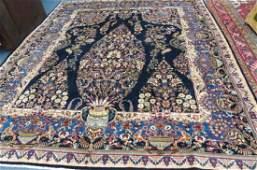 Mashad Persian Handmade Room Size Rug,