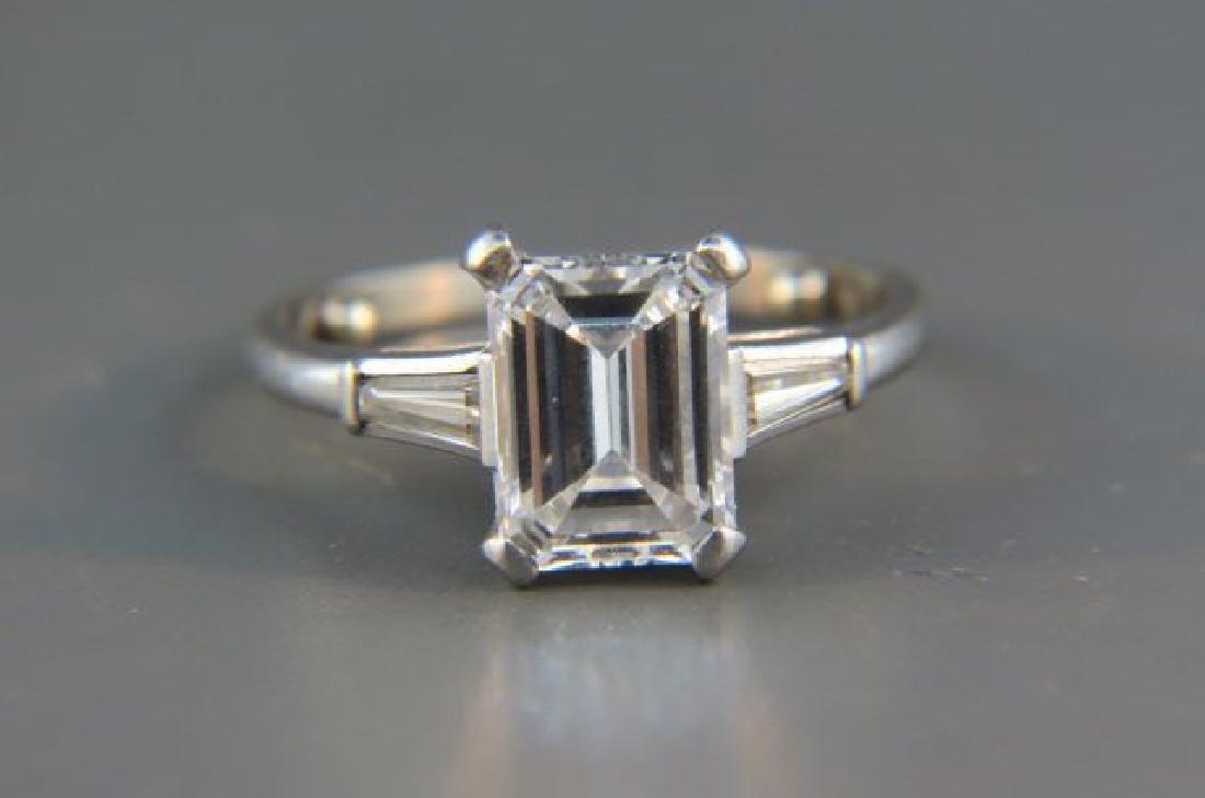 Important Diamond Ring,