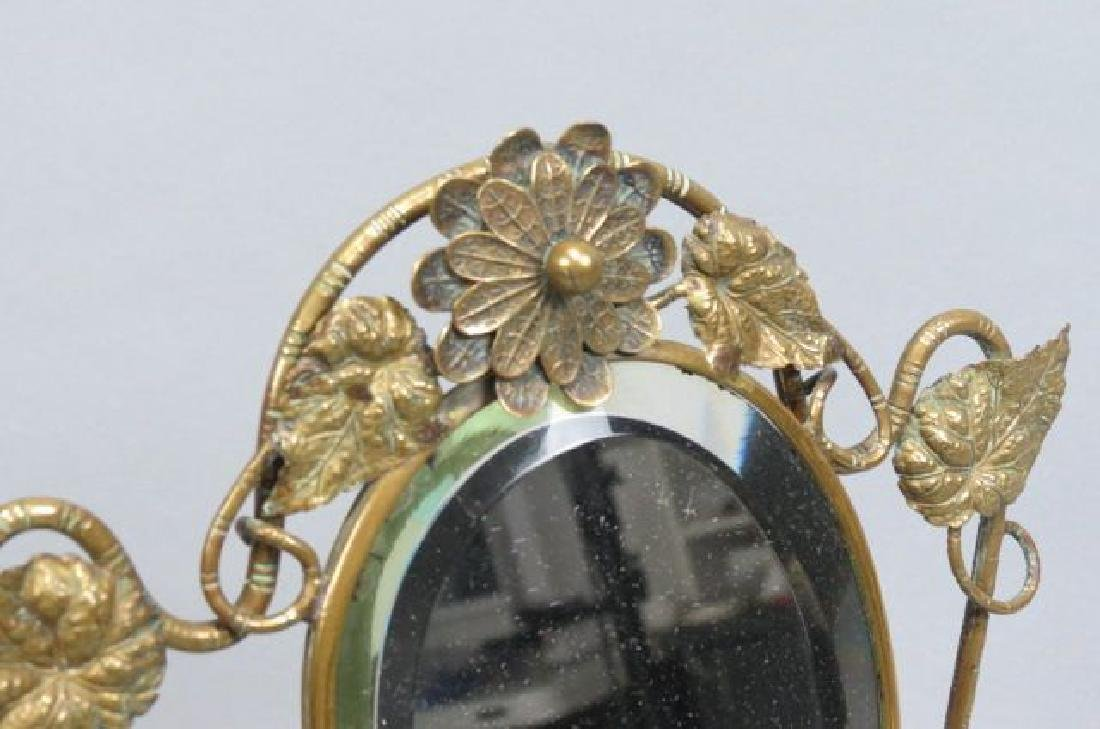 Victorian Dresser Arrangement with Perfumes, - 2
