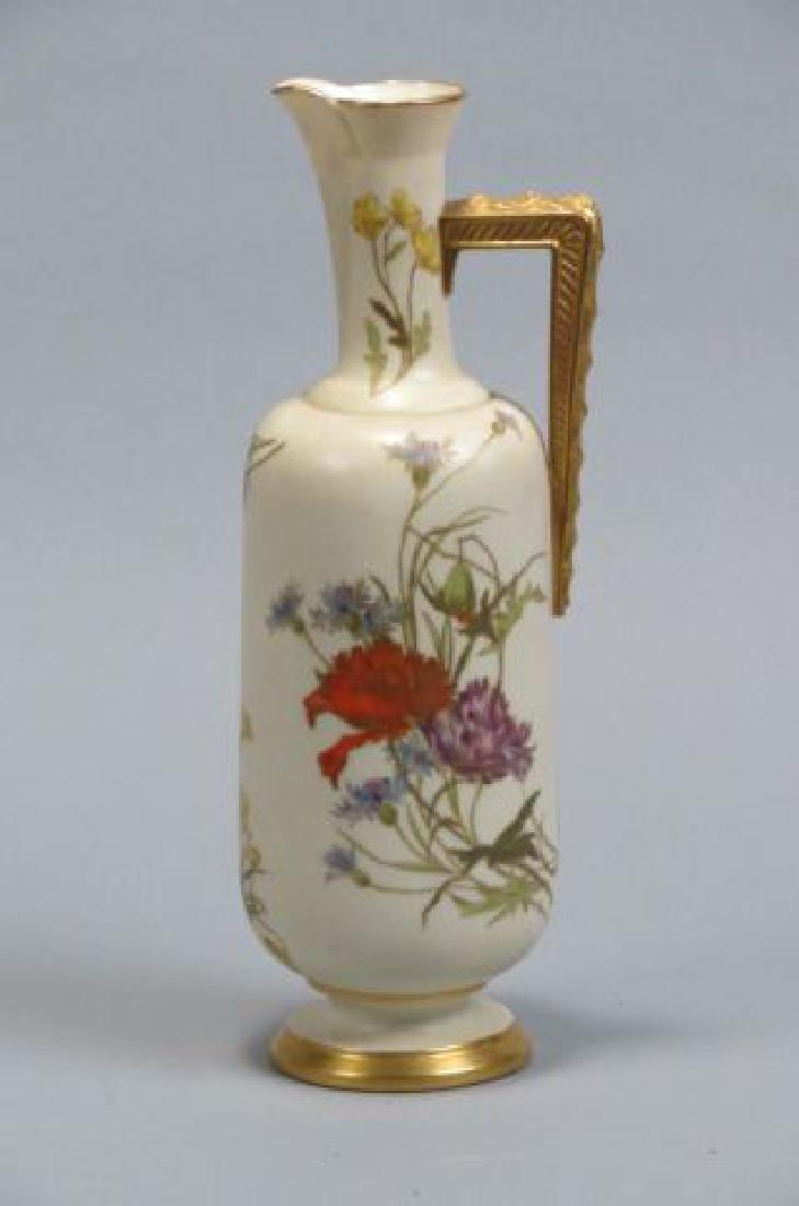 Royal Worcester Porcelain Vase,