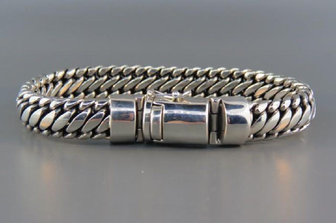 Sterling Silver Bracelet,