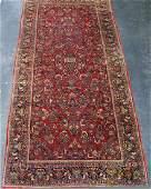 Antique Sarouk Persian Handmade Palace Size Rug,
