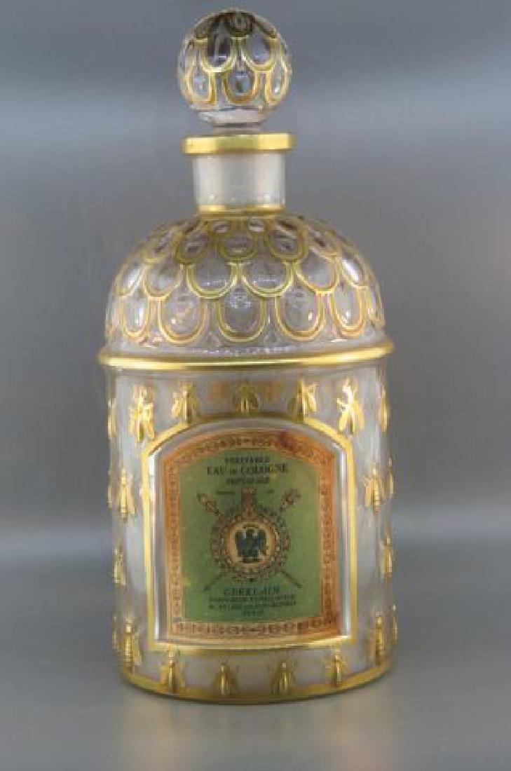 """Guerlain Perfume Bottle """"Eau de Cologne Imperiale"""""""