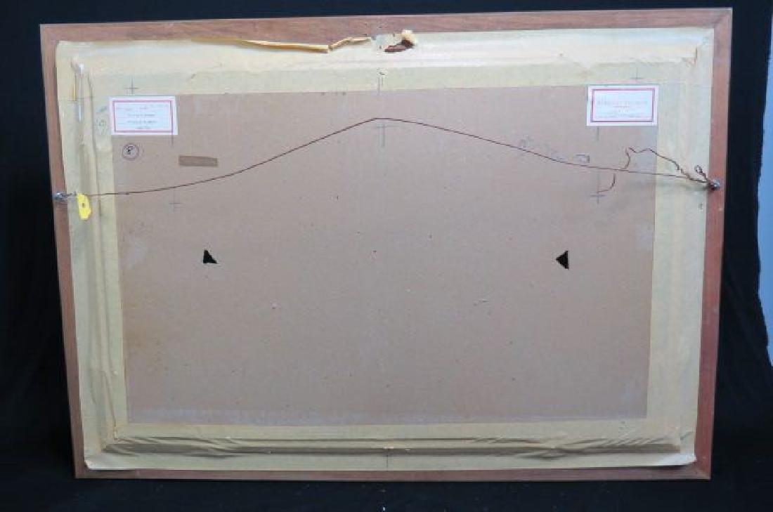 "Frederick W. Watts, oil, "" A View in Dedham"" - 5"