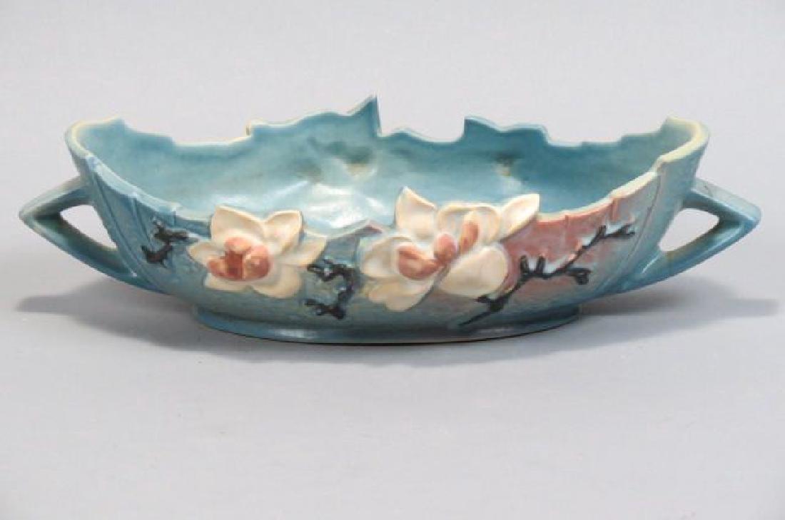 """Roseville Art Pottery """"Magnolia"""" Planter,"""