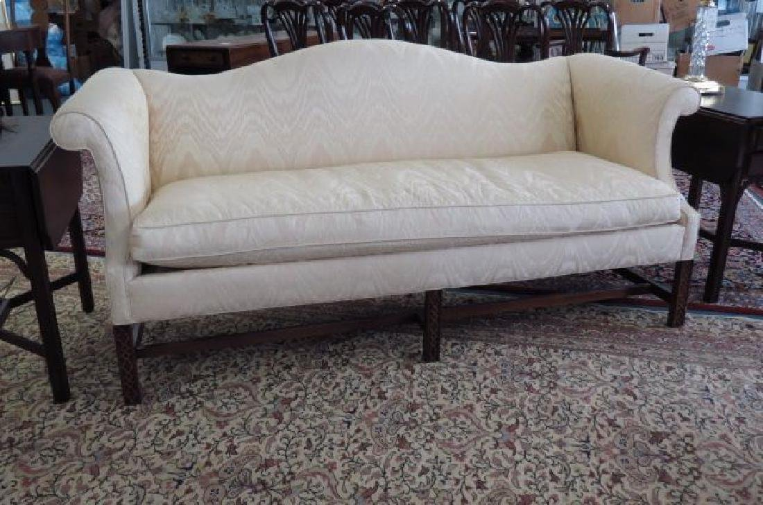 Chippendale Style Sofa,