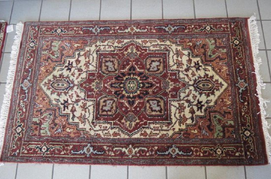 Heriz Persian Handmade Rug,