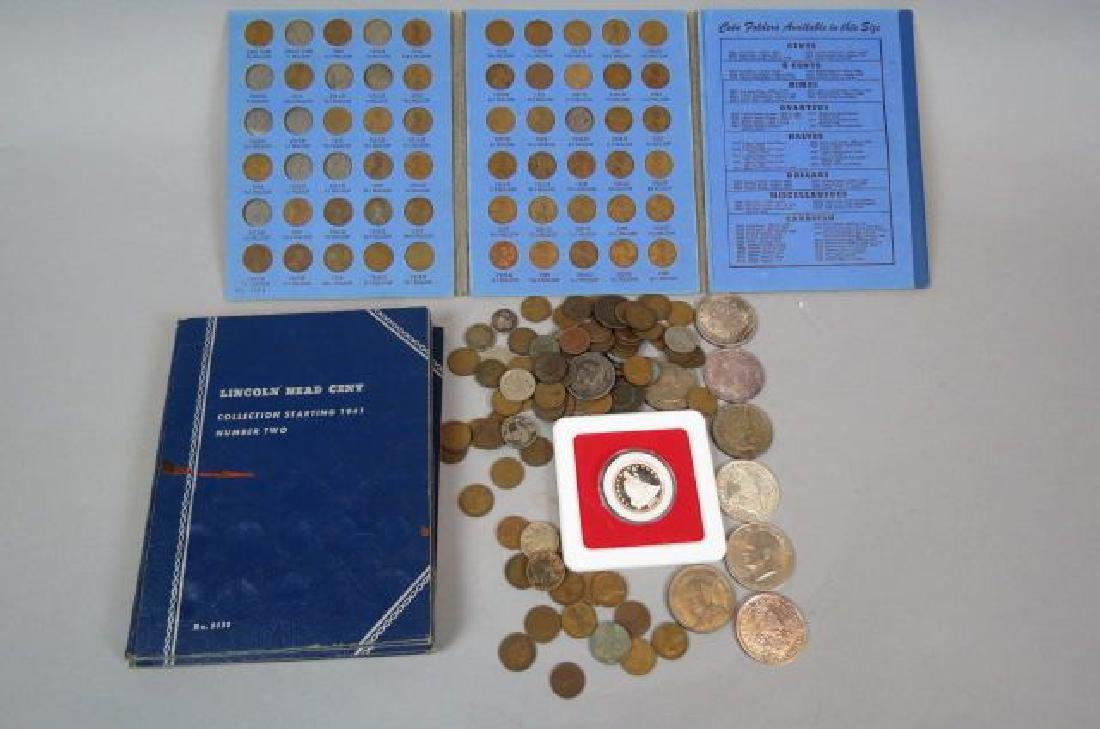 Estate Coin Collection,