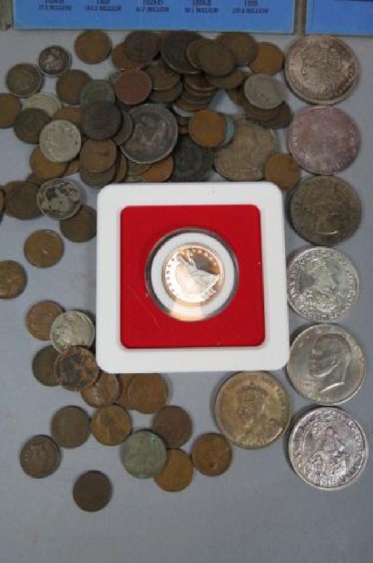 Estate Coin Collection, - 3