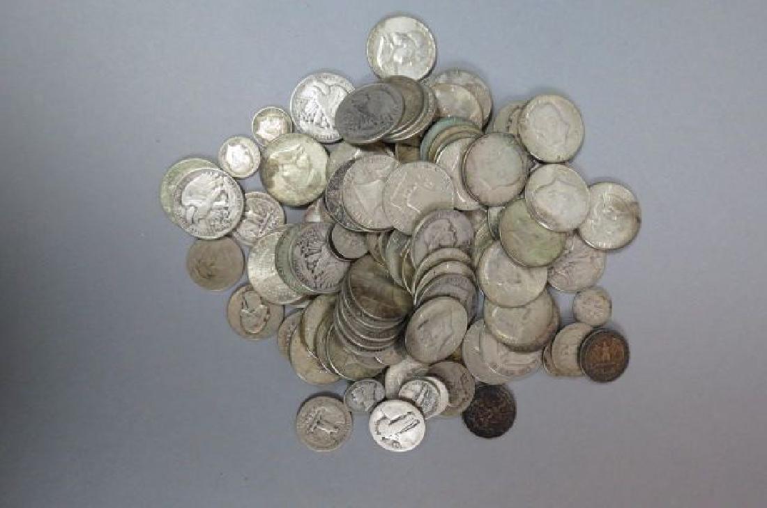 U.S. Silver Coin Lot;