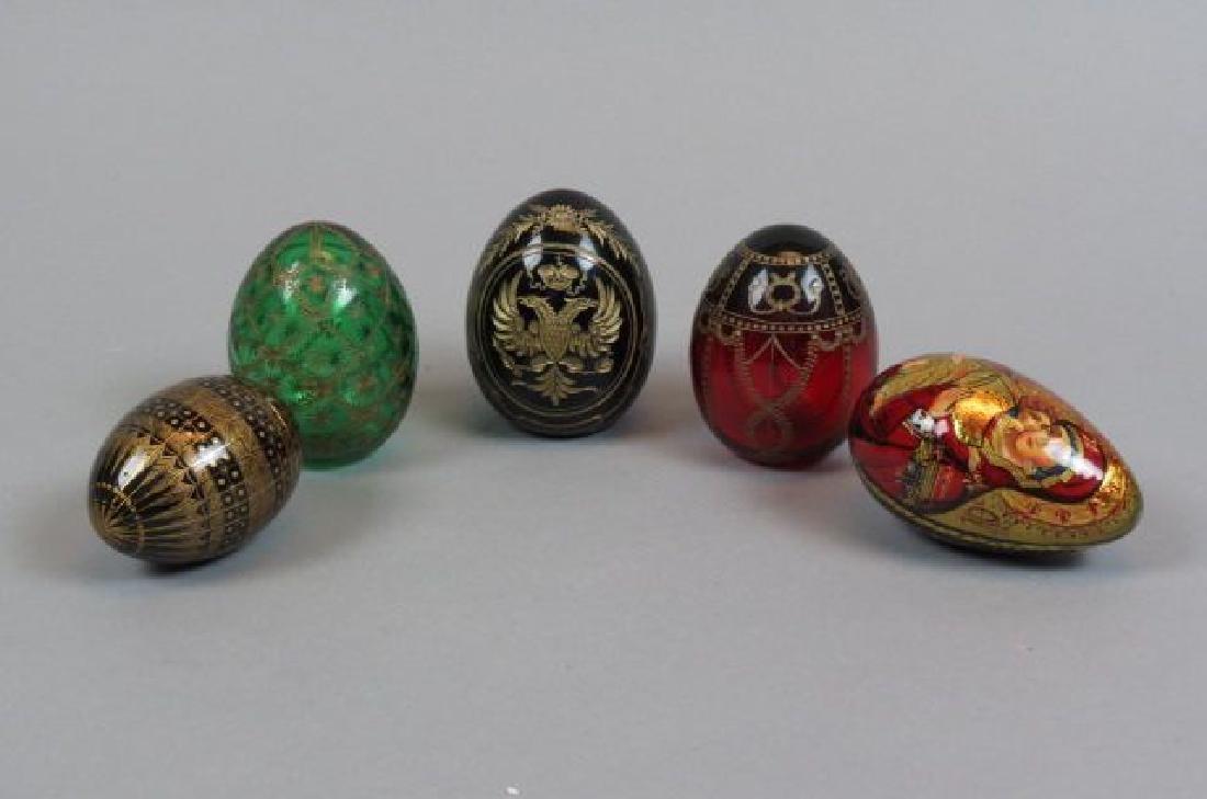 5 Russian Eggs,