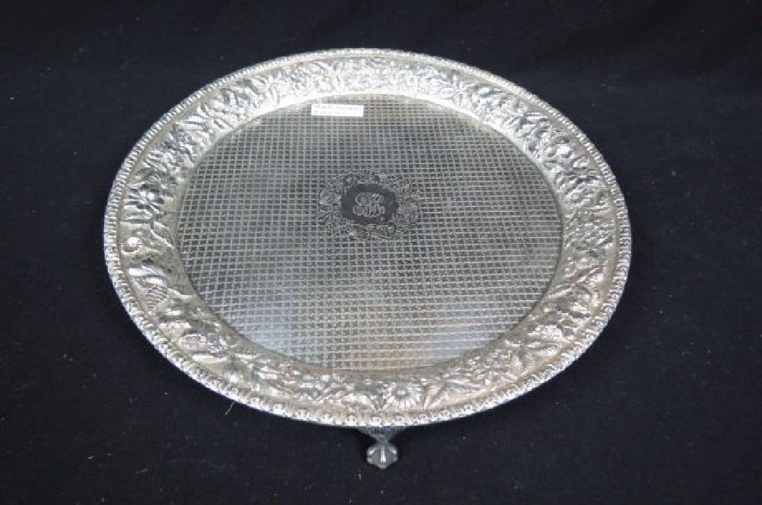 S. Kirk & Son Repousse Sterling Salver,