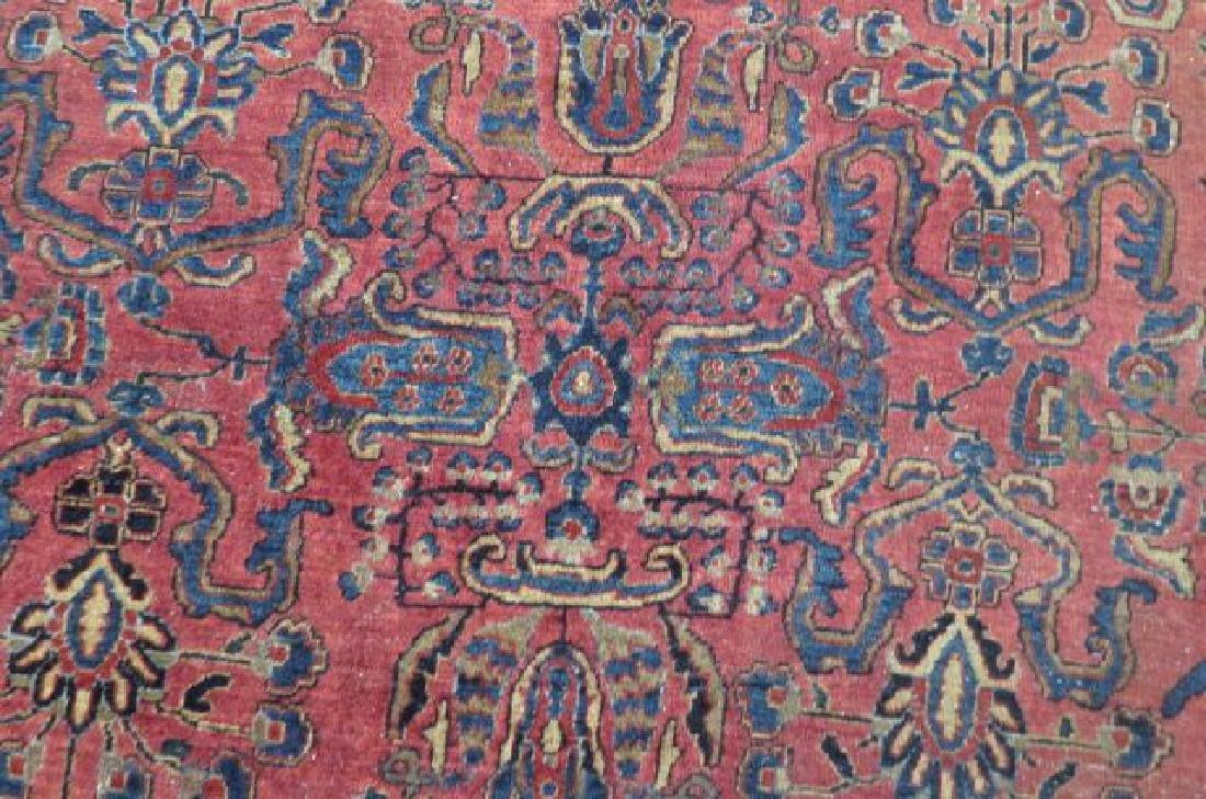 Sarouk Persian Handmade Room Size Rug, - 2