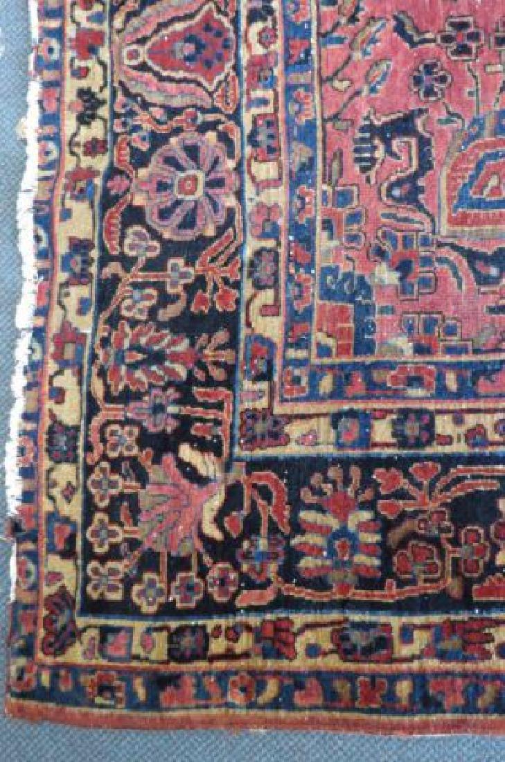 Sarouk Persian Handmade Room Size Rug, - 3