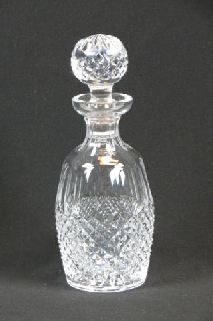 "Waterford ""Colleen"" Cut Crystal Decanter,"