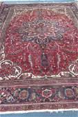 Heriz Persian Handmade Room Size Rug,