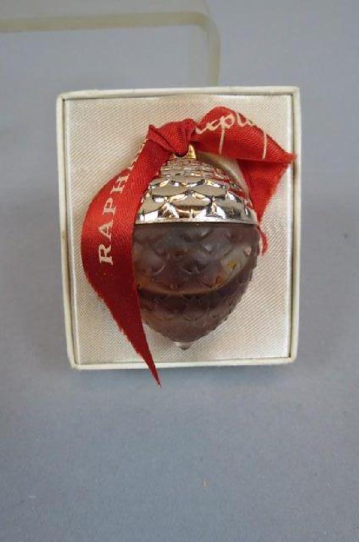 """Lalique Perfume Bottle """"Raphael, Replique"""","""