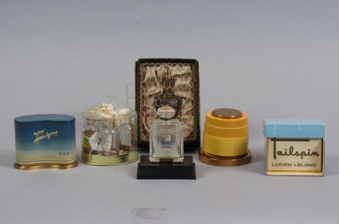Lot of Perfume Bottles,