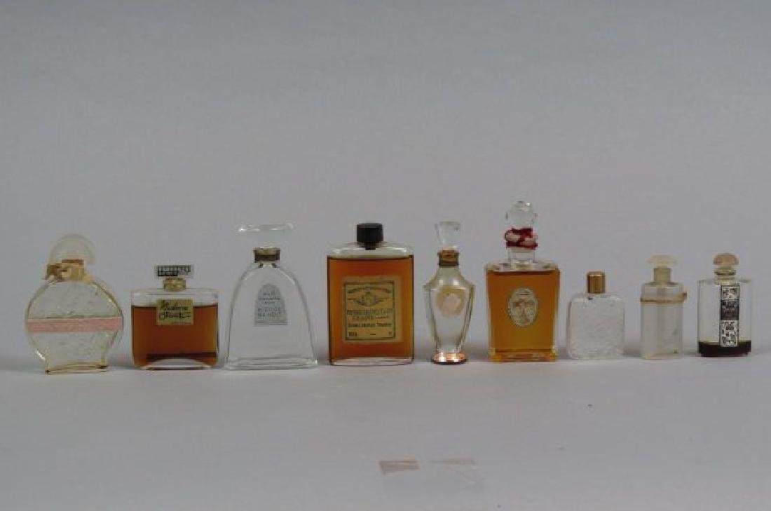 Lot of Perfume Bottles,