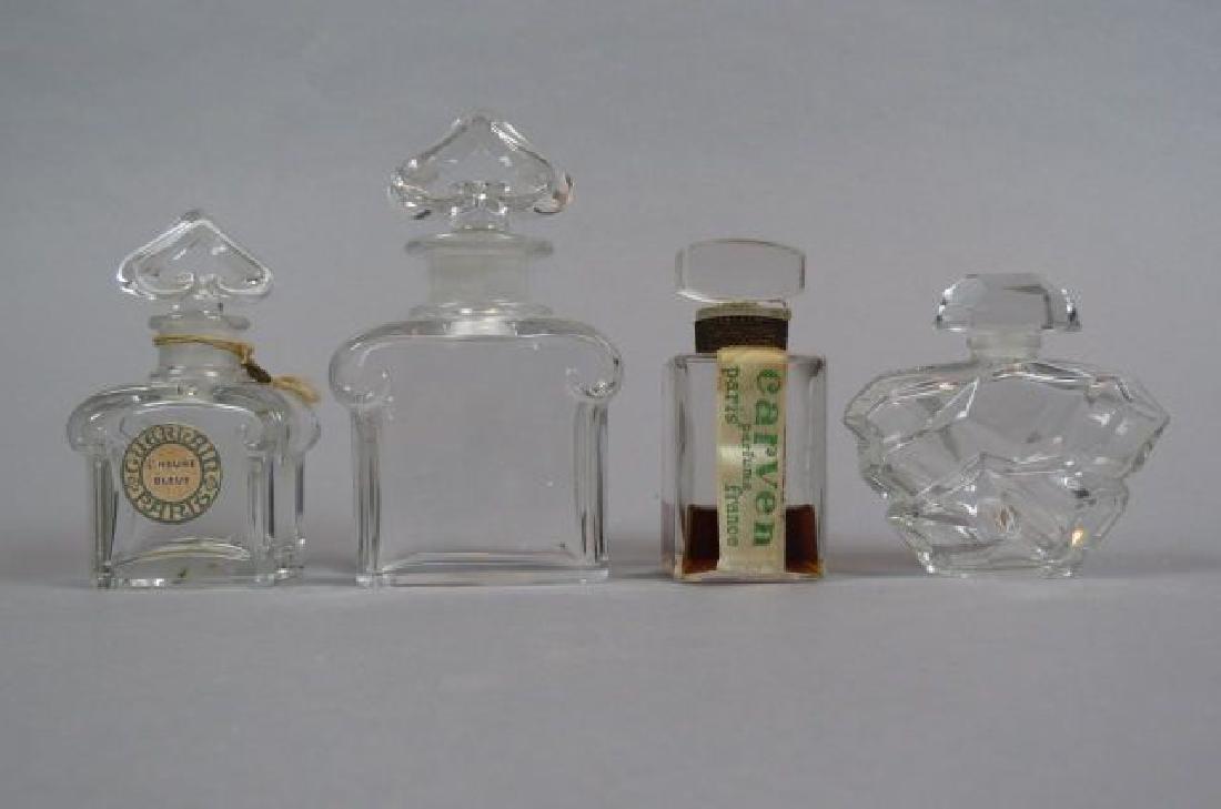 2 Guerlain Perfume Bottles,