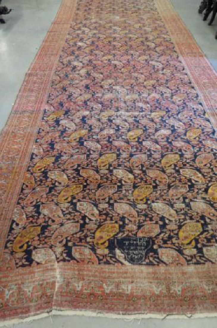 Persian Handmade Rug, antique,