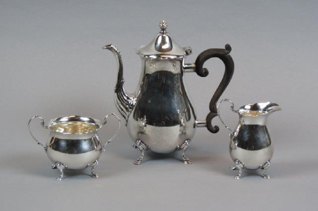 3 pc. Sterling Coffee Service,