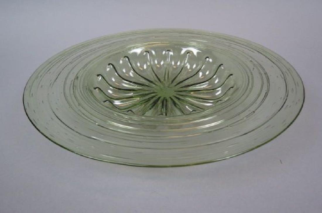 Steuben Art Glass Centerpiece Bowl,