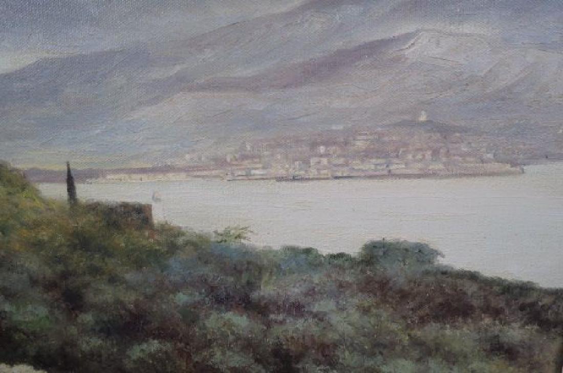 Nicholas Ivanov, oil, Spring Landscape, - 3