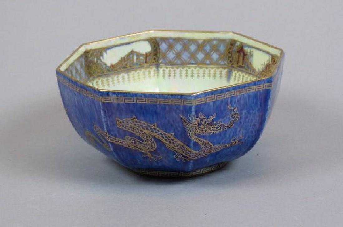 Wedgwood Fairyland Lustre Porcelain Bowl,