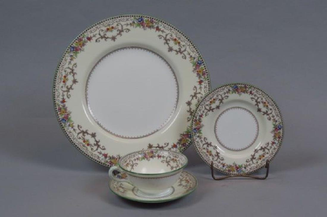 "72 pc. Minton ""Shaftesbury"" China Service for 12,"