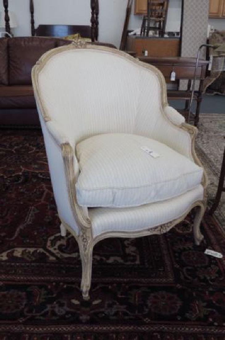 French Bergere Arm Chair,