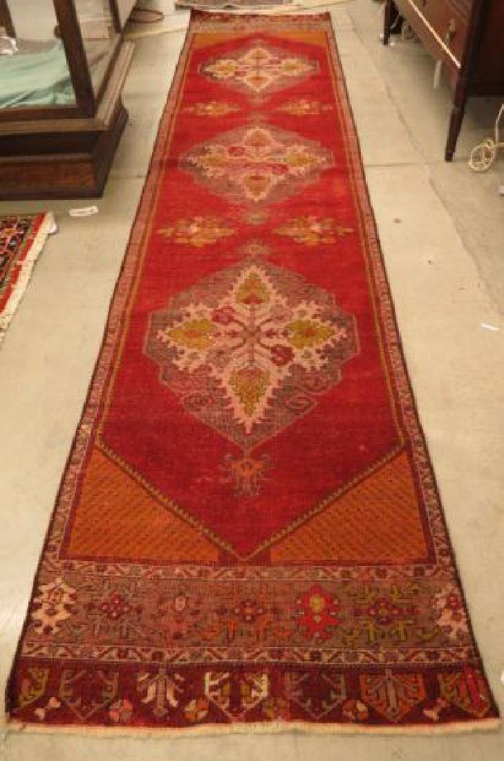 Oushak Turkish Handmade Rug,
