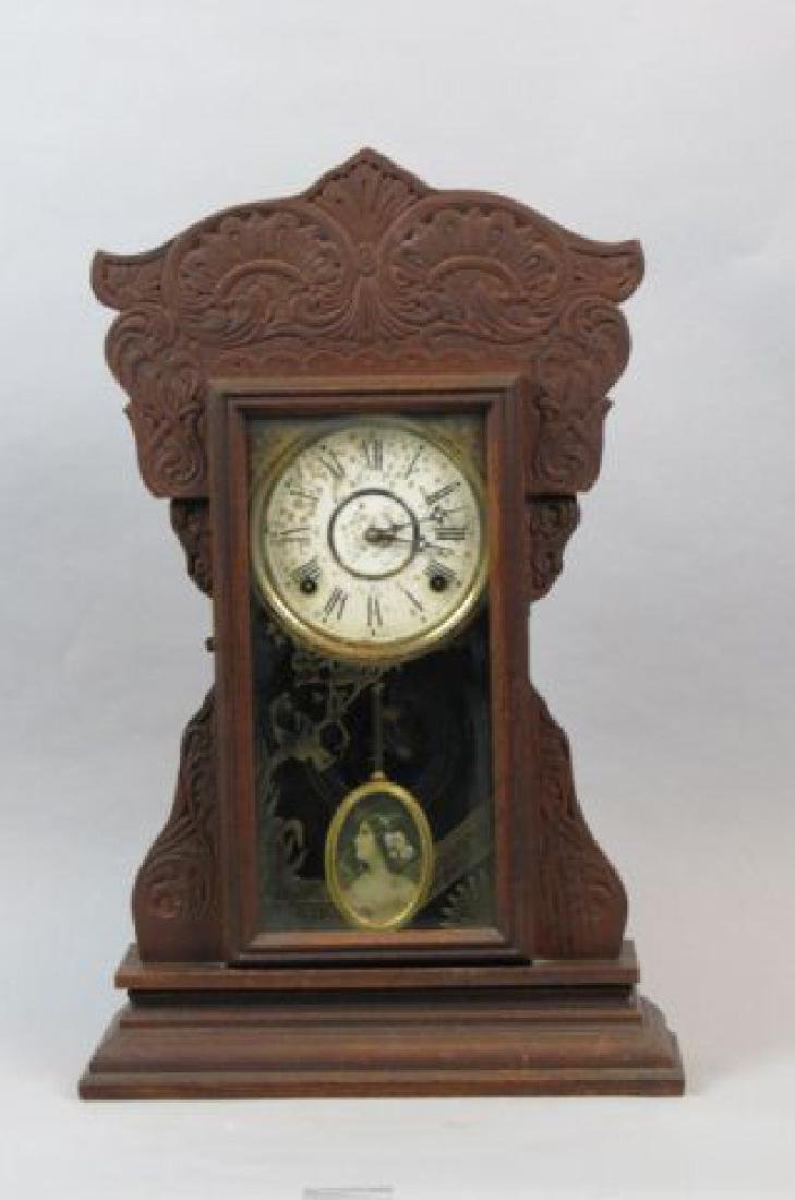 Gilbert Gingerbread Clock,
