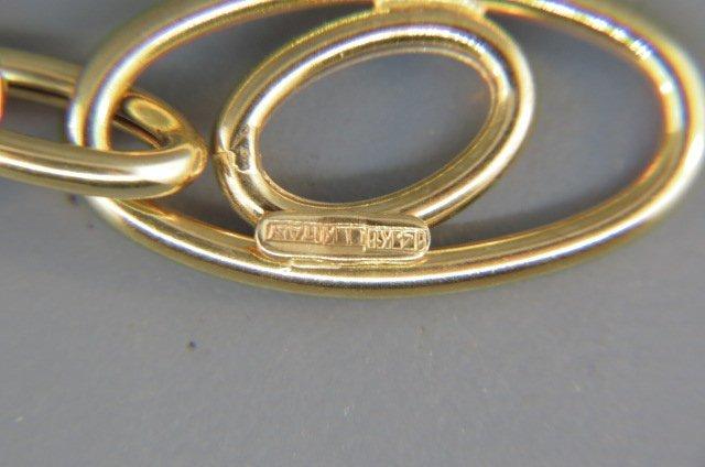 14k Gold Earrings, - 4